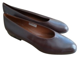 AKA Eddie Bauer Dark Brown Flats