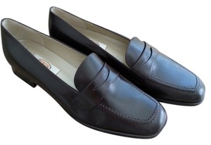 Talbots Dark brown Flats