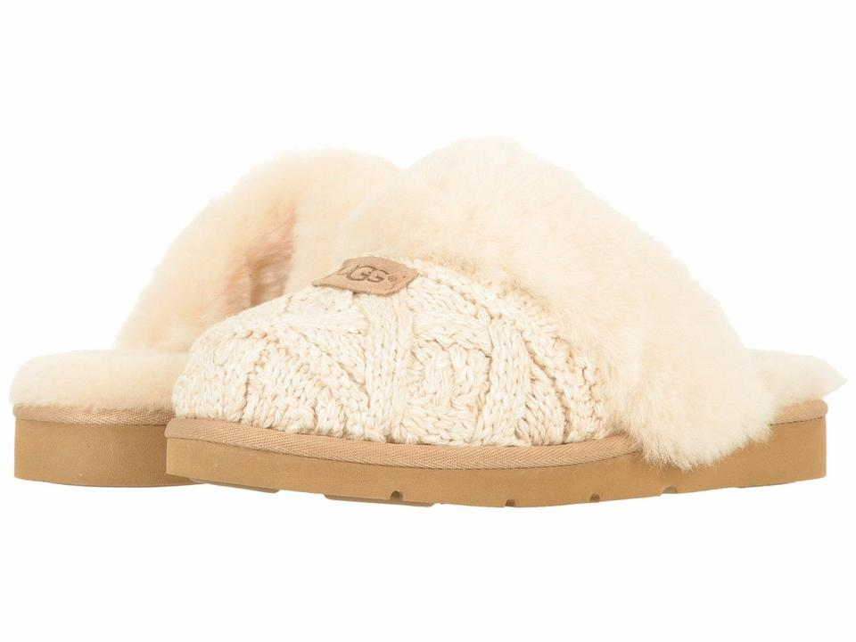 dfa656c43f7 UGG Australia Fawn Women's Cozy Cable Knit Slippers 1019666 Boots/Booties  Size US 9 Regular (M, B) 22% off retail