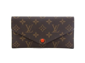 Louis Vuitton Louis Vuitton monogram canvas Josephine wallet M60707