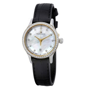 Maurice Lacroix Les Classiques Date Mother of Pearls Dial Ladies Watch