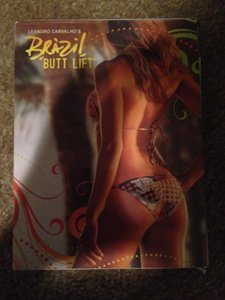 Brazil Butt Lift DVD Workout Kit Brazil Butt Lift DVD Workout
