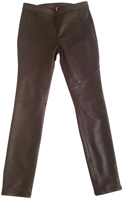 Item - Tobacco Green / Brown Vegan Never Let You Go Legging Skinny Jeans Size 28 (4, S)