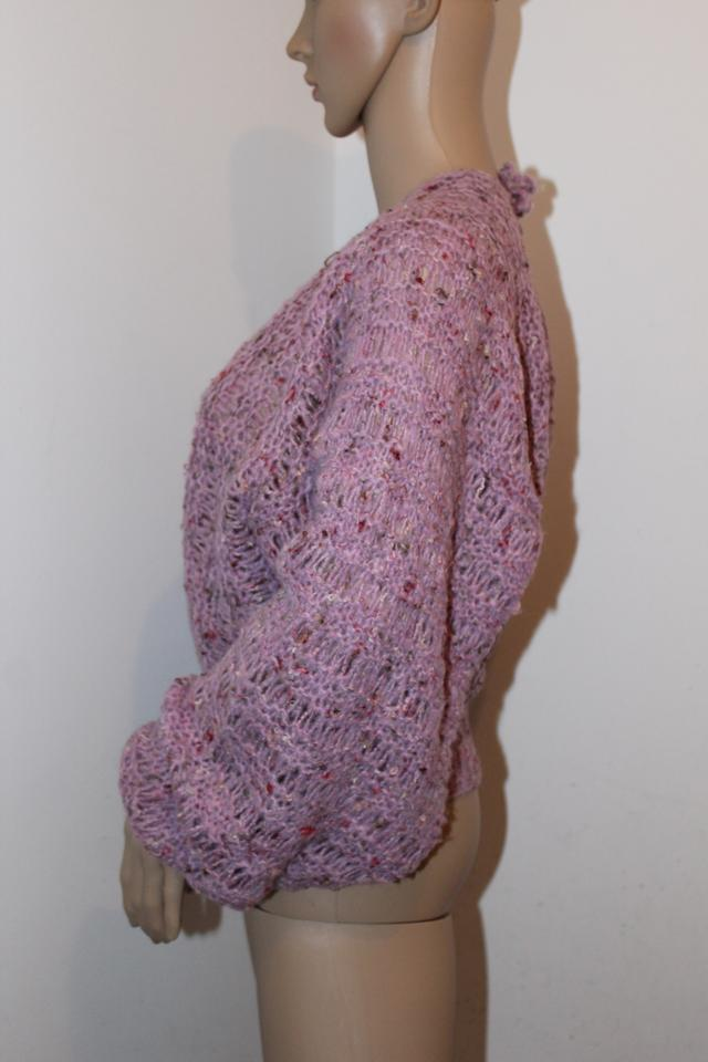 d5befe503e8 Tigerlily Size 6 Purple Sweater - Tradesy