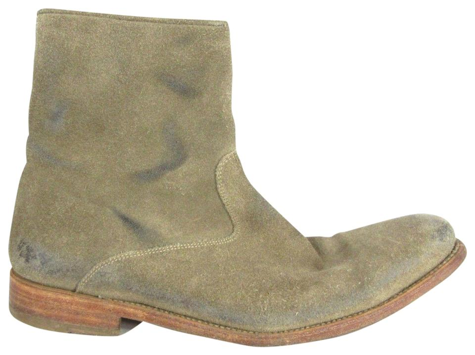 Women's Taupe Hand Made Leather customers Boots/Booties First group of customers Leather 939a59