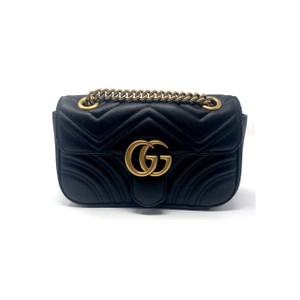 Gucci Gg Marmont Matelasse Marmont Marmont Gg Marmont Nude Cross Body Bag