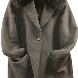Belstaff Fur Coat