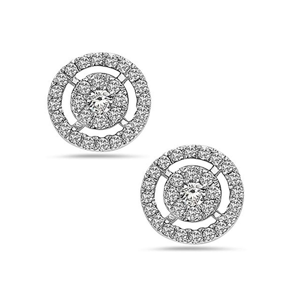 crush crushed paparazzi earrings shop catalog diamond jewelry glam gold