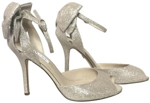 Nina Shoes Soft Silver Formal