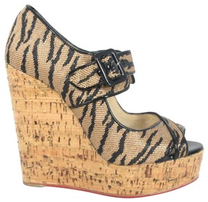 Christian Louboutin Wedge Summer Spring Casual Sandals