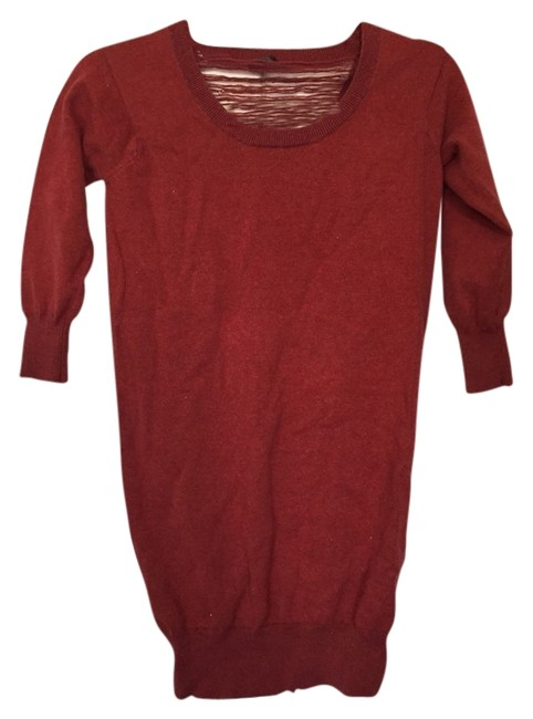 Preload https://item2.tradesy.com/images/bdg-red-short-casual-dress-size-2-xs-2243841-0-0.jpg?width=400&height=650