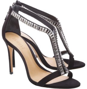 SCHUTZ Bevan High Black Formal
