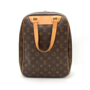 Louis Vuitton Canvas Handbag Satchel in Monogram