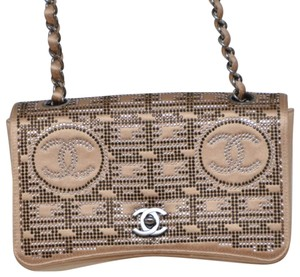 Chanel Swarovski Strass Minaudiere Limited Edition Shoulder Bag