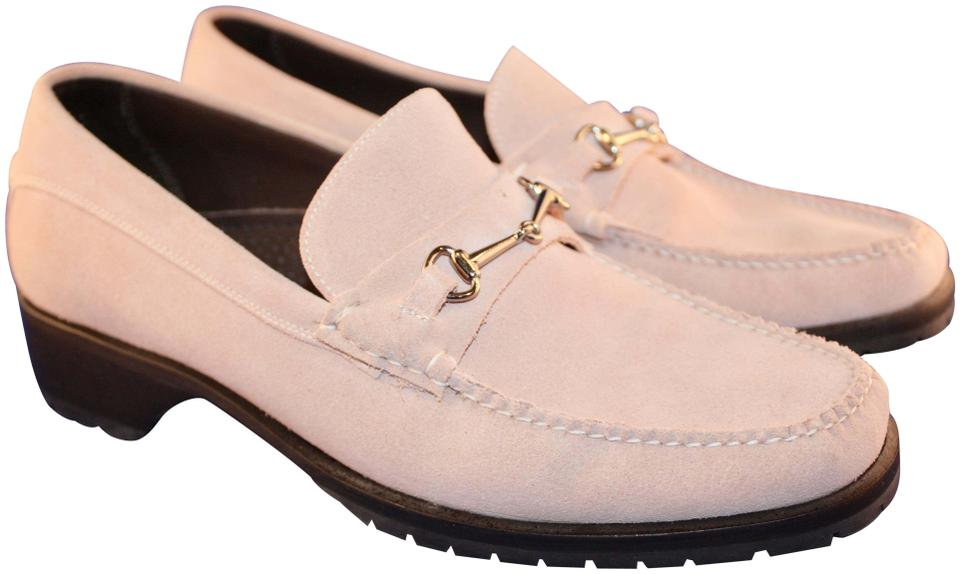 d38e637933 Cole Haan Tan Suede Horsebit Loafer D16041 Flats Size US 7.5 Regular ...