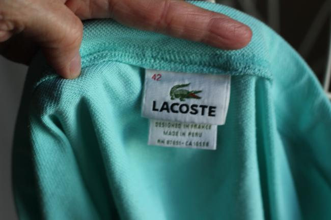Lacoste Lacoste Designed in France Skirt Size 42 In Like New Condition