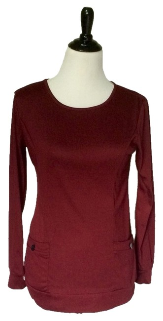 Preload https://item2.tradesy.com/images/maroon-red-tunic-size-os-one-size-2244151-0-0.jpg?width=400&height=650