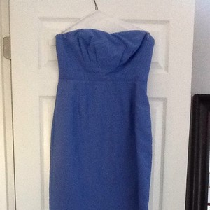 J.Crew Blue/purple Xx Dress
