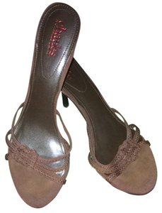 Charles by Charles David Chocolate Brown Sandals