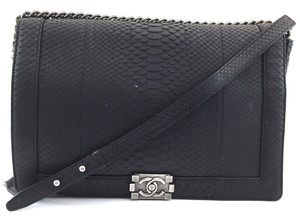 Chanel Maxi Caviar Double Flap Cross Body Bag