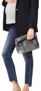 Citizens of Humanity maternity racer high low jeans