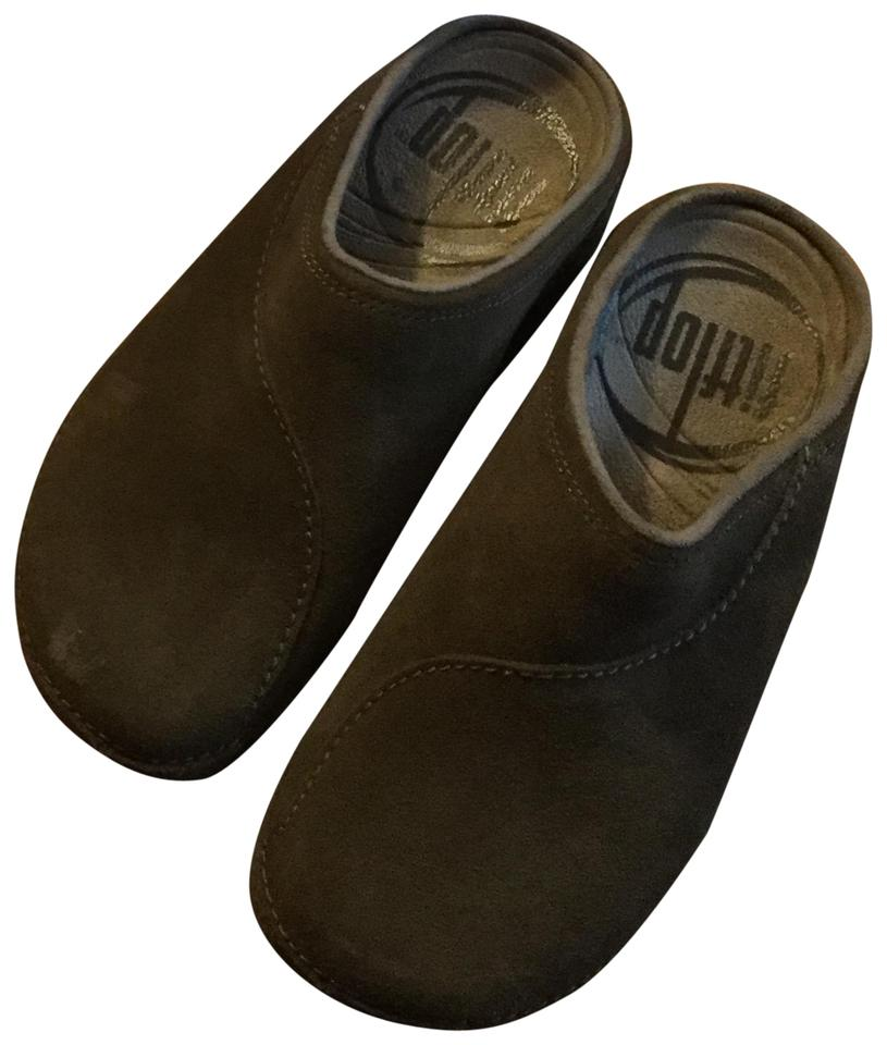 dd3ce87dd07f FitFlop Brown   Mules Slides. Size  US 5 Regular (M ...