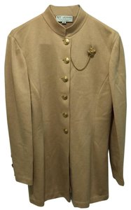 St. John St. John Military Inspired Suit with pants and skirt