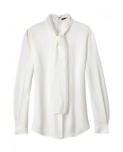 Theory Top off white