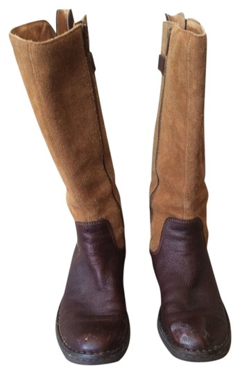 Brn Brown Boots