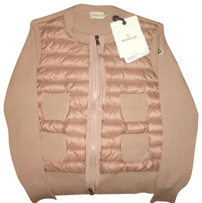 Item - Blush Coreana Quilted Knit Jacket Size 2 (XS)