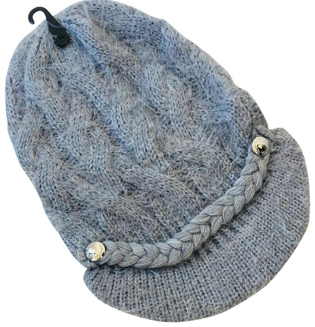 Item - Gray and Silver Htg Hat