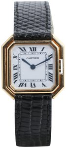 Cartier Cartier Ceinture 18K Gold Watch 7809