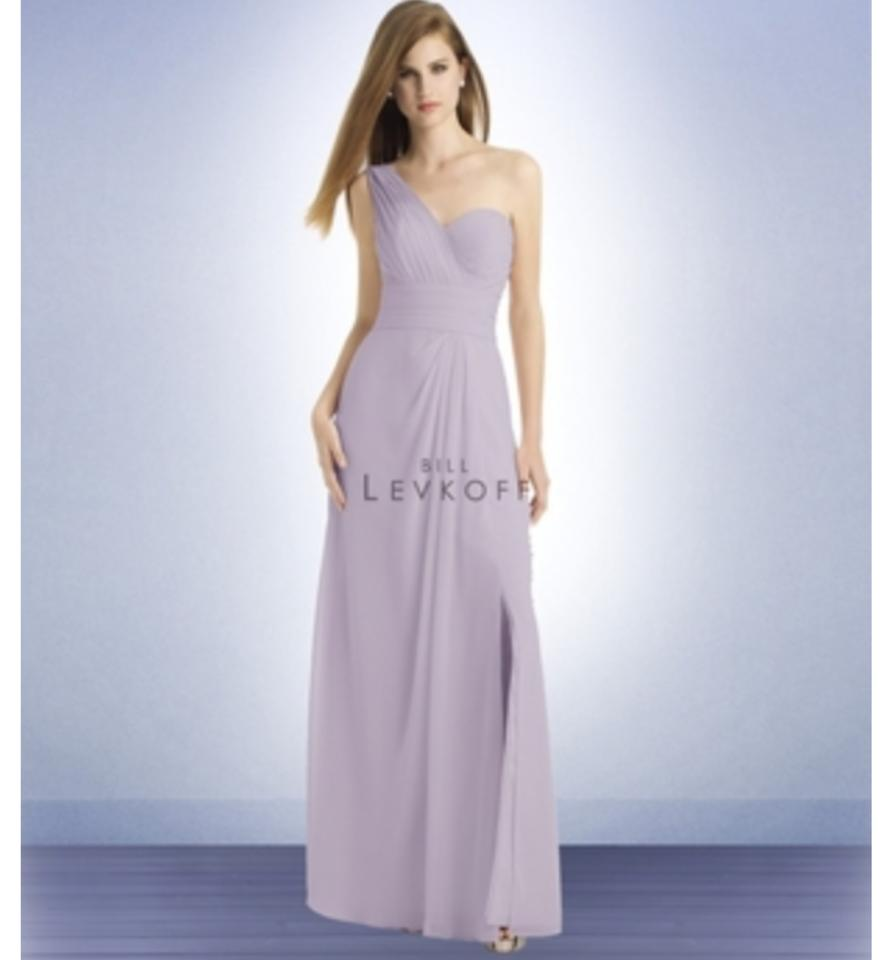Used bridesmaids dresses mobs preowned bridesmaids dresses bill levkoff violet 749 dress ombrellifo Image collections