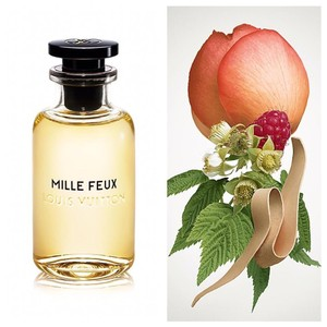 Louis Vuitton Brand new ' Mille Feux ' Miniature Perfume 0.34OZ 10ML