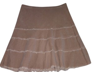 copper key Mini Skirt