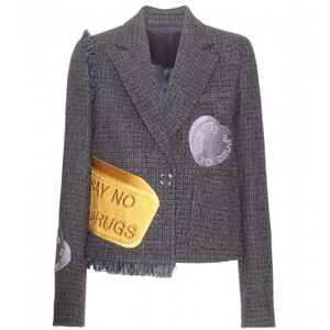 Acne Studios Wool gray Jacket