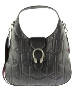 Gucci Style 446687 Dionysus Leather Hobo Bag