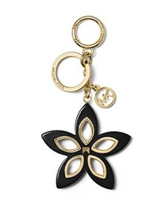 Michael Kors NEW $48 Michael Kors Flora Grommet Key Chain Bag Charm