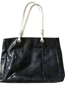 Pelle Studio Tote in Black