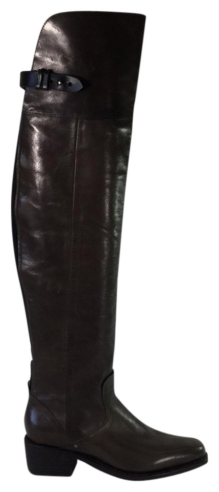 d61cad465 Rag & Bone Brown Pearce Over-the-knee Boots/Booties. Size: EU 37 ...