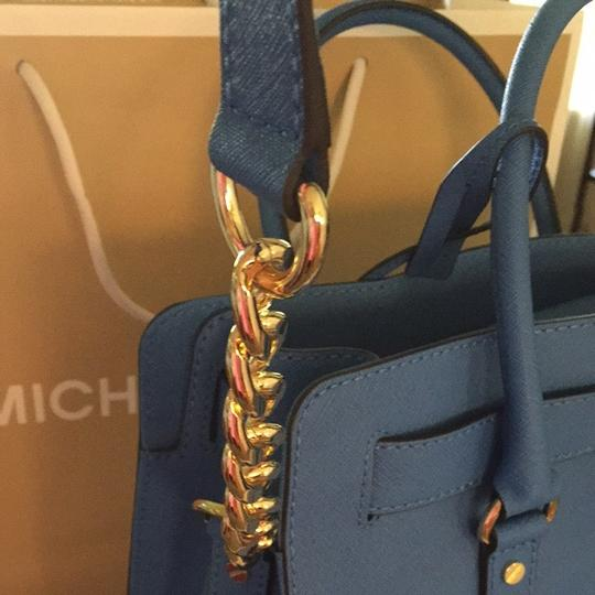 Michael Kors Tote in Heritage Blue