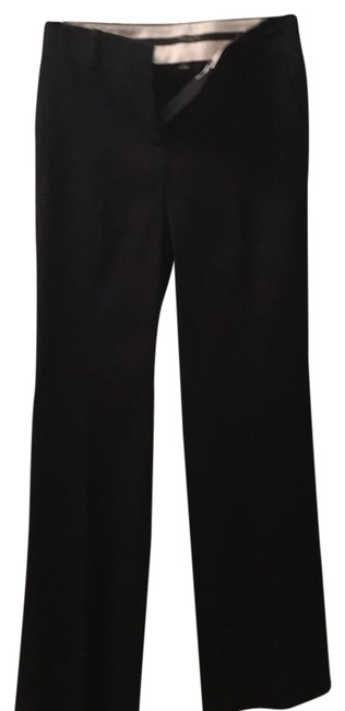 Ann Taylor Black Perfect For Work Pants Size 2 (XS, 26) Ann Taylor Black Perfect For Work Pants Size 2 (XS, 26) Image 1