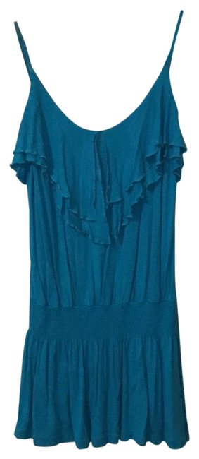 Item - Turquoise Tank Top/Cami Size 6 (S)