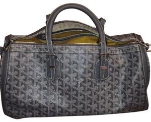 Goyard Satchel in Grey