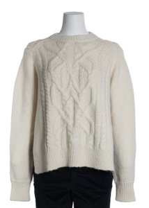 Isabel Marant Etoile Cable Knit Wool Sweater
