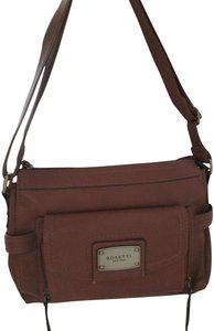 Rosetti Leather Alot Of Compartments Shoulder Bag