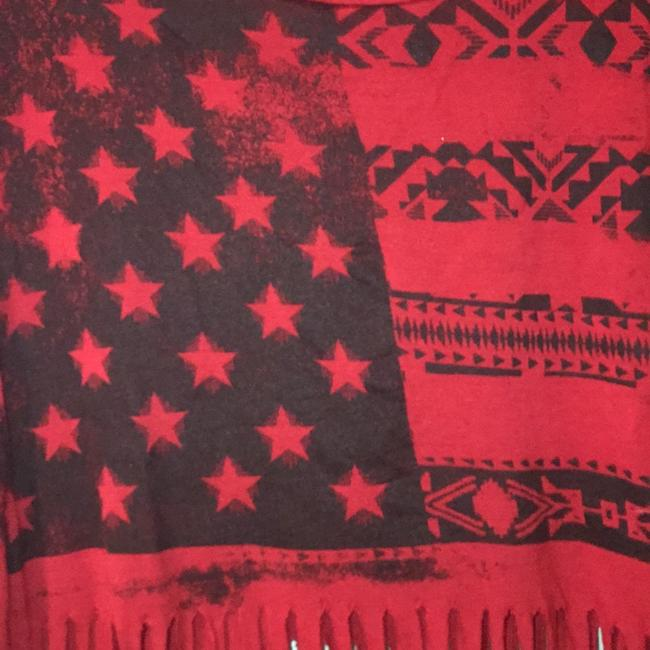 Charlotte Russe T Shirt red Image 1