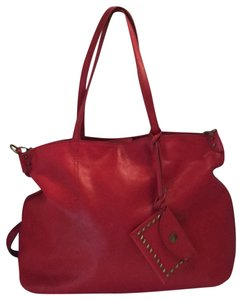 Lucky Brand Tote in red