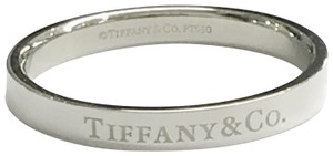 Tiffany & Co. CLASSIC!!! Tiffany & Co. Ring Size 11 Platinum