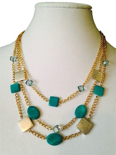 Preload https://item1.tradesy.com/images/kenneth-cole-shades-of-turquoisegold-2245130-0-0.jpg?width=440&height=440